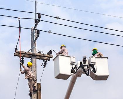Foxboro electricians